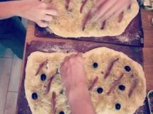 Pissaladière Atelier cuisine Cooking workshop InSitu French School