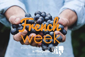 InSitu French School - French Week - Langue & culture à Montpellier