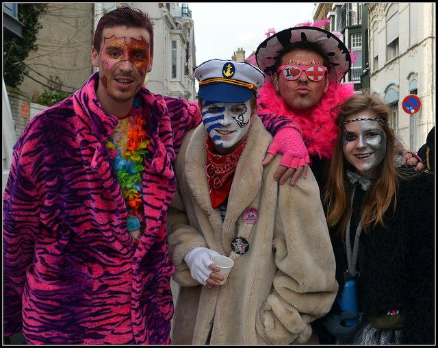 Clet'ches au carnaval de Dunkerque