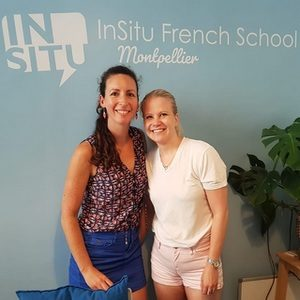 Marjo Michon at InSitu French School - Avis de étduiants - Students' reviews