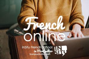 Etudiez en ligne avec InSitu French School