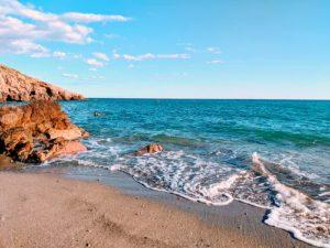 magnifique plage de Sète